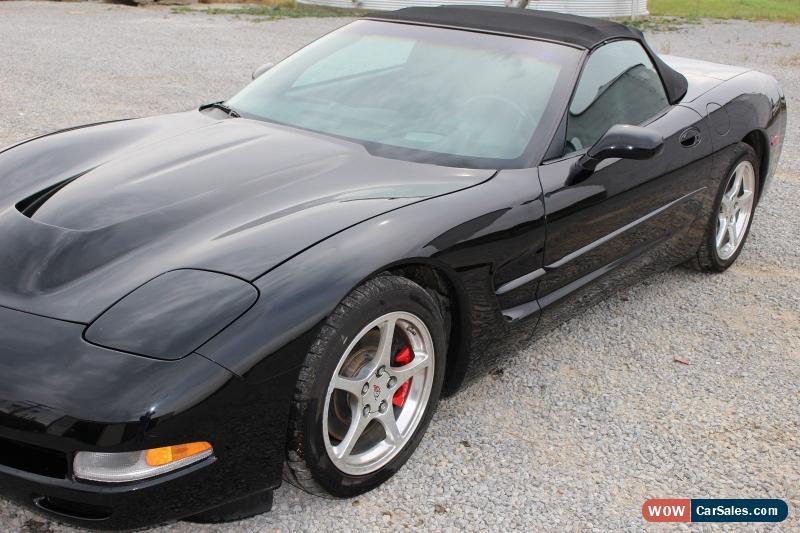 2000 Chevrolet Corvette for Sale in United States