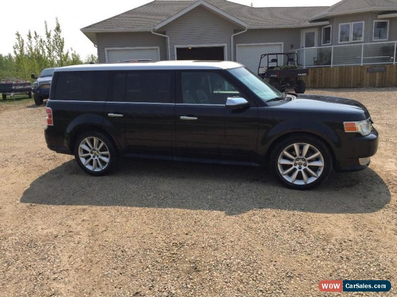 Classic Ford Flex Limited Awd Ecoboost For Sale