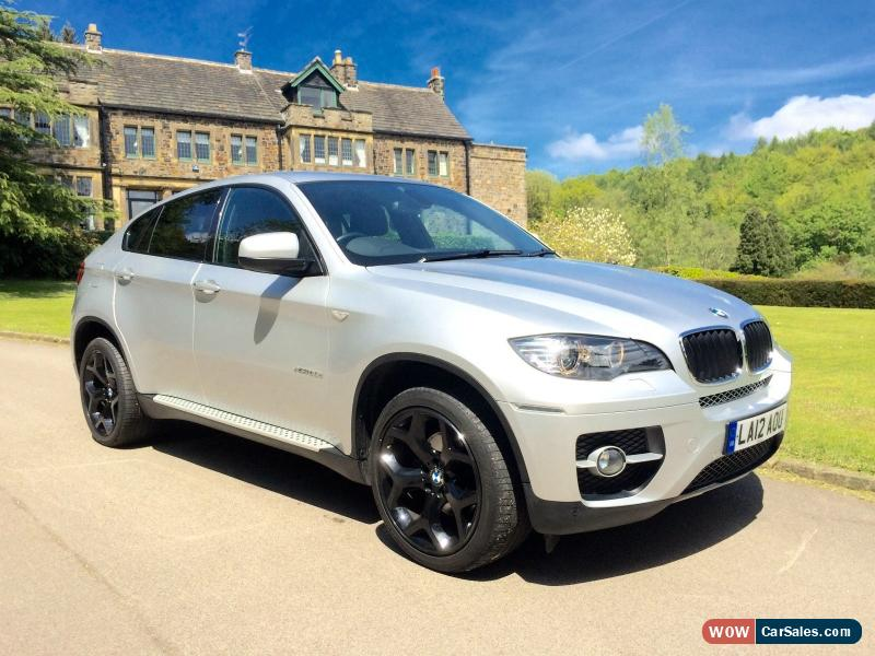 Classic 2012 BMW X6 XDRIVE 30D AUTO SILVER For Sale