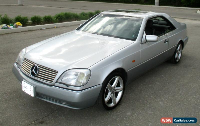 1996 mercedes benz cl class for sale in canada for Mercedes benz cl600 for sale
