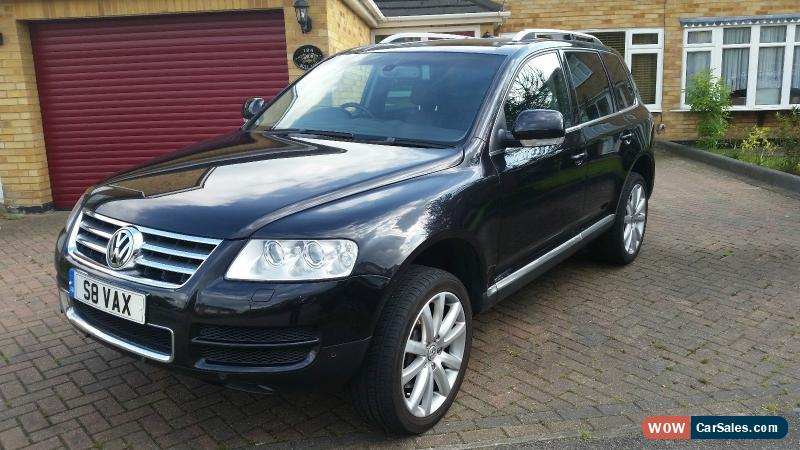 2005 volkswagen touareg v10 tdi auto for sale in united. Black Bedroom Furniture Sets. Home Design Ideas