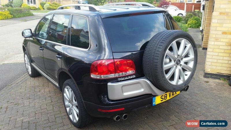 2005 Volkswagen TOUAREG V10 TDI AUTO for Sale in United Kingdom