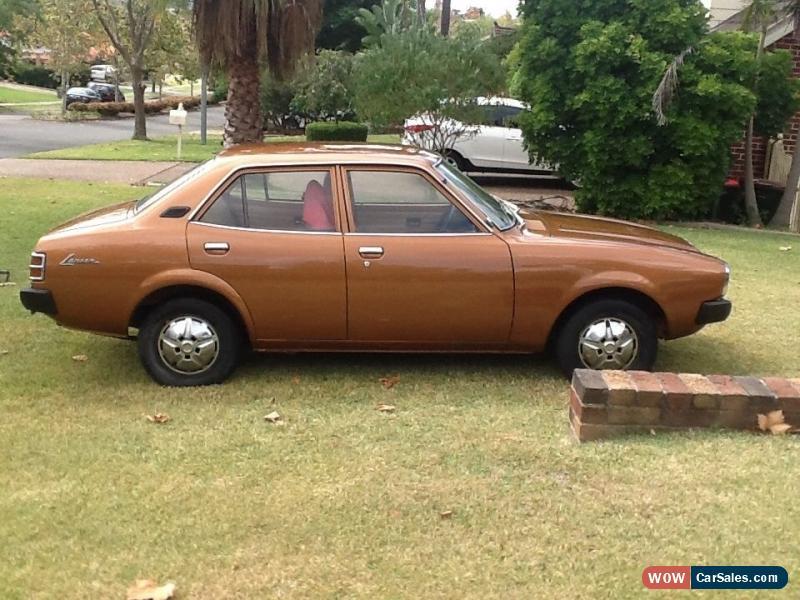 Chrysler Lancer for Sale in Australia