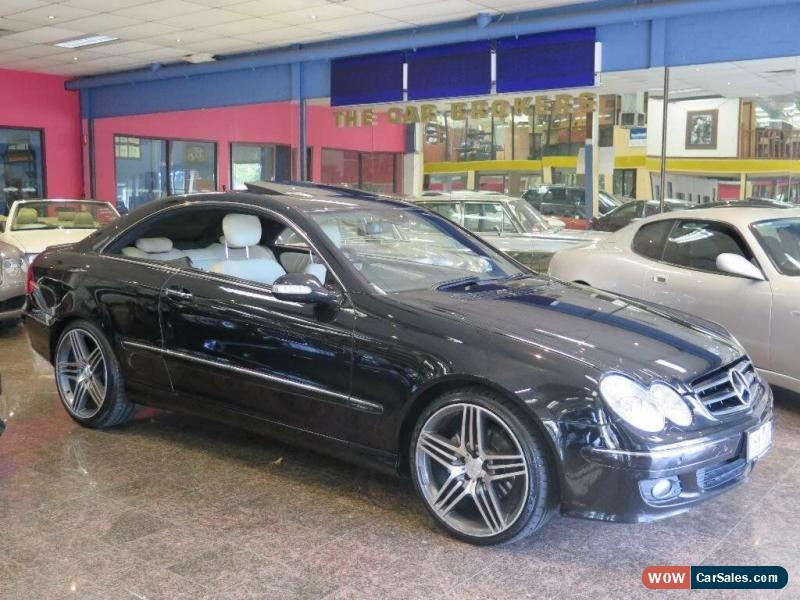 mercedes benz clk350 for sale in australia