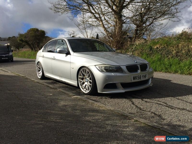 2008 bmw 330d m sport for sale in united kingdom. Black Bedroom Furniture Sets. Home Design Ideas