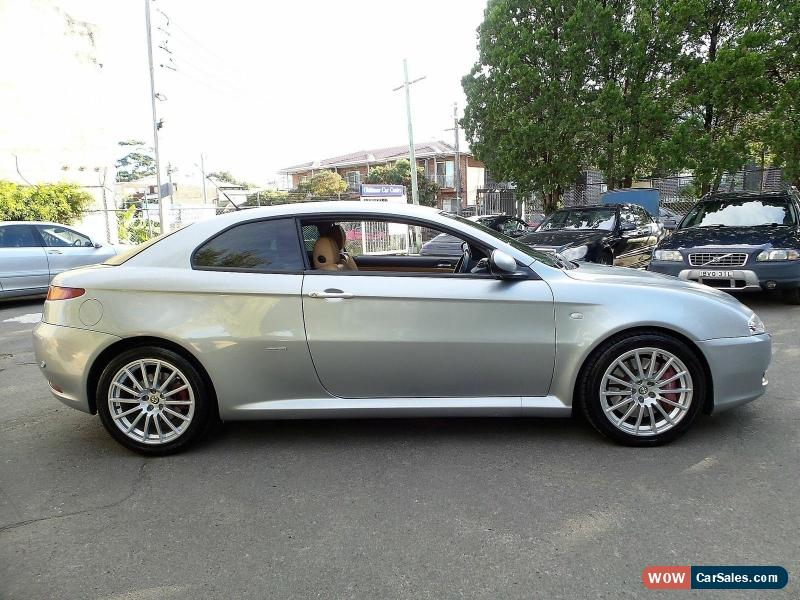Alfa romeo gt for sale in australia - Alfa romeo coupe for sale ...