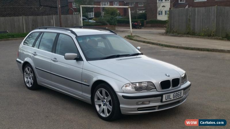 2001 bmw 330i se touring for sale in united kingdom. Black Bedroom Furniture Sets. Home Design Ideas
