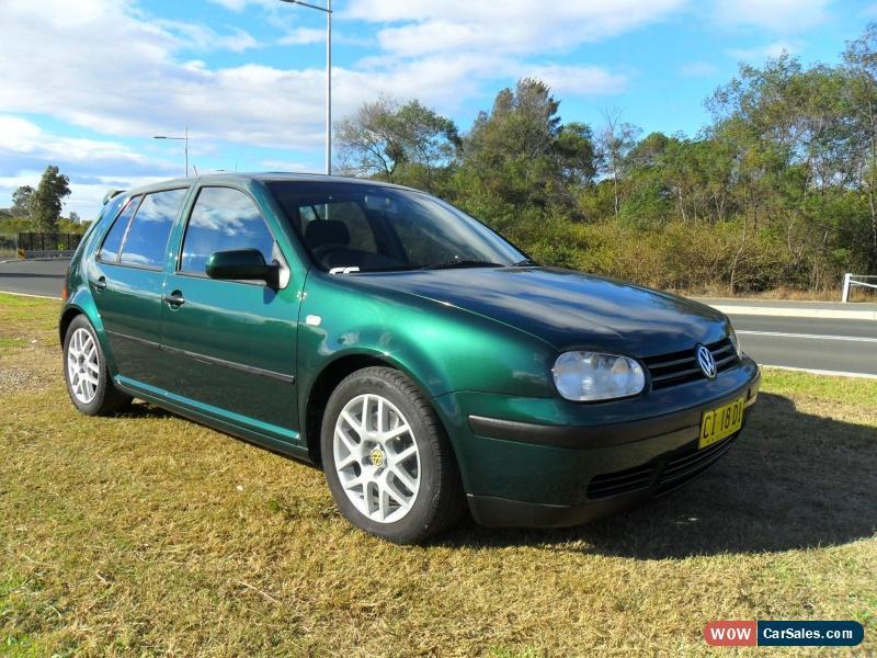 volkswagen golf for sale in australia rh wowcarsales com 2000 VW Golf GTI Volkswagen Golf MK4