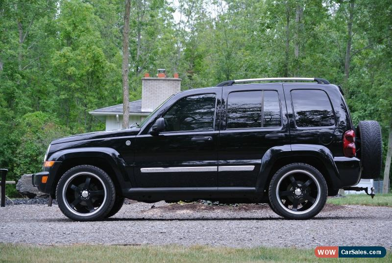 2005 jeep liberty for sale in canada. Black Bedroom Furniture Sets. Home Design Ideas