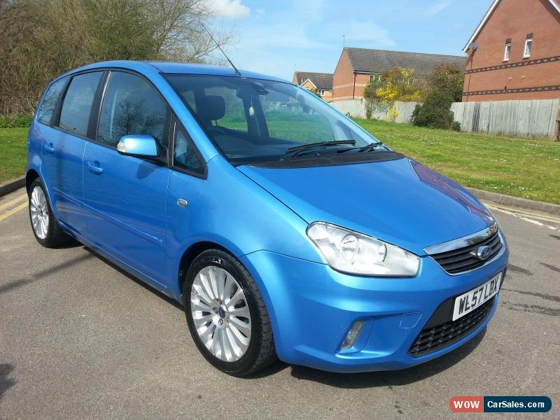 2008 ford c max titanium td 115 for sale in united kingdom. Black Bedroom Furniture Sets. Home Design Ideas