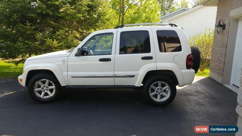 2006 jeep liberty for sale in canada. Black Bedroom Furniture Sets. Home Design Ideas