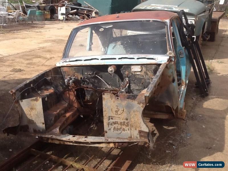 Holden EH Sedan body, damaged for Sale in Australia