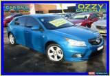 Classic 2012 Holden Cruze JH MY12 SRI V Blue Automatic 6sp A Hatchback for Sale