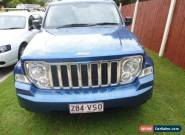jeep cherokee limited 4x4 2010 for Sale