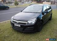 HOLDEN ASTRA 2005 STATION WAGON - RARE MANUAL for Sale