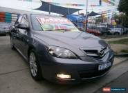 2008 Mazda 3 BK MY08 SP23 Grey Automatic 5sp A Hatchback for Sale