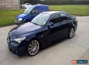 BMW 525SE d 2004 PROJECT, SPARES OR REPAIRS 96000 miles for Sale