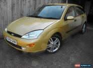 GOOD CONDITION FORD FOCUS 2.0 16V ZETEC SPORT  for Sale