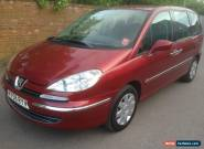 2008 PEUGEOT 807 2.0 HDI 6 speed RED Full MOT Low Miles VERY NICE & CLEAN for Sale