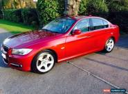 2011 BMW 320D EXCLUSIVE EDITION AUTO RED 2 OWNERS ! ! ! ! L@@k ! ! ! !  for Sale