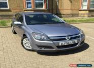 2006 VAUXHALL ASTRA DESIGN SILVER 5dr Automatic  Mileage: 83,000 for Sale