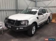 2012 Ford Ranger Wildtrack for Sale