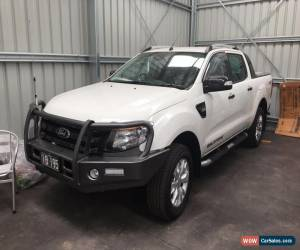 Classic 2012 Ford Ranger Wildtrack for Sale