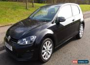 2013 VOLKSWAGEN GOLF S 1.4 TSI BLUEMOTION TECHNOLOGY BLACK MARK 7  for Sale