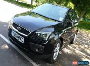 2006 FORD FOCUS 1.8 PETROL FSH LONG MOT  for Sale