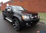 2008 Holden Colorado RC MY09 LT-R (4x2) Black Manual 5sp M Crewcab for Sale