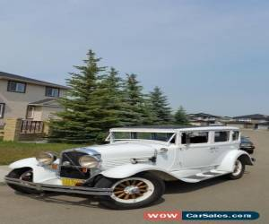 Classic Other Makes: Marmon series 68 for Sale