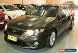 Classic 2009 Ford Falcon FG XR6 Grey Automatic A Sedan for Sale