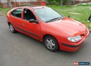 1998 RENAULT MEGANE RT SPORT 1.6E RED for Sale