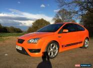 Ford Foucs ST 2 Electric Orange With ST 3 parts for Sale