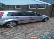 Ford Fiesta 1.4 2002 for Sale