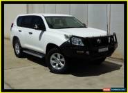 2011 Toyota Landcruiser KDJ150R Prado GX (4x4) White Automatic 5sp A Wagon for Sale