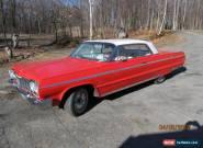 Chevrolet: Impala Super Sport for Sale