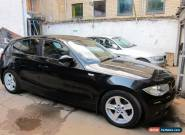 2004 BMW 116I SPORT BLACK for Sale