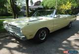 Classic Dodge: Dart Convertible for Sale