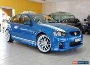 2012 Holden Commodore VE II MY12 SV6 Blue Automatic 6sp A Sedan for Sale