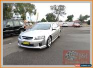 2006 Holden Commodore VE SS Silver Automatic 6sp A Sedan for Sale