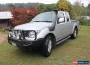 2011 NISSAN NAVARA ST-X, AUTO 2.5L, King Cab,12 mths reg, rwc, Mirboo North for Sale