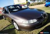Classic HOLDEN COMMODORE VT SEDAN, POWER WIINDOWS, GOOD TYRES, REGO, NO RESERVE! for Sale