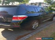 Toyota: Highlander With sport/convenience package for Sale