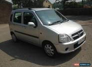 2004 VAUXHALL AGILA ENJOY 16V SILVER for Sale