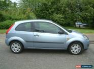 2006 FORD FIESTA STYLE CLIMATE 16V 3DR PETROL MANUAL  for Sale