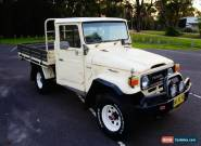 1982 Toyota Landcruiser HJ47, 4sp, 4x4, with Turbo Kit for Sale