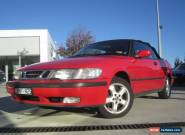 2001 SAAB 93 S 2 Door Convertible Automatic    for Sale