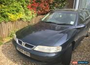 Vauxhall Vectra 1.8i 16v 2001 SXI Estate for Sale