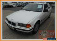 1995 BMW 316I E36 Compact White Automatic 4sp A Hatchback for Sale